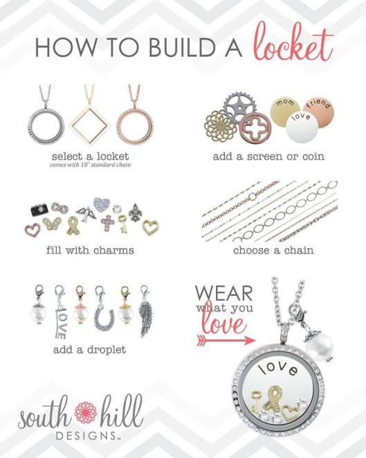 SHD How to build a locket